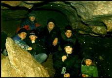 Проект восстановления Икской пещеры