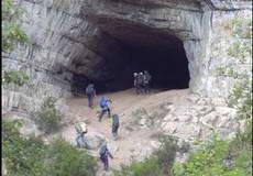 Серпиевские пещеры